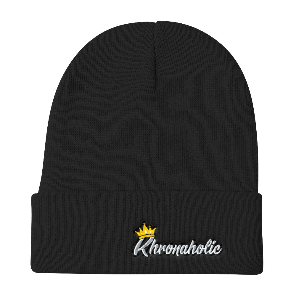 Khronaholic Staple Knit Beanie