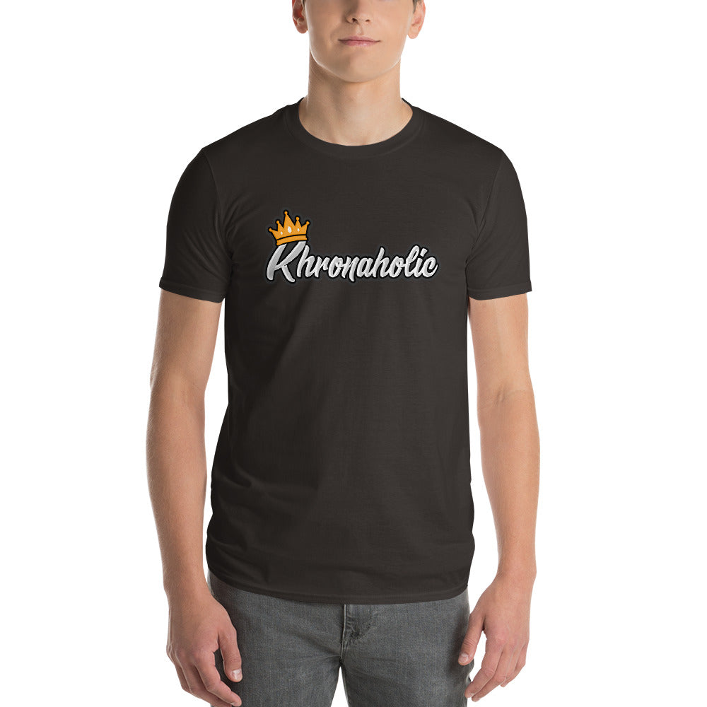 Khronaholic Staple Short-Sleeve Men's T-Shirt