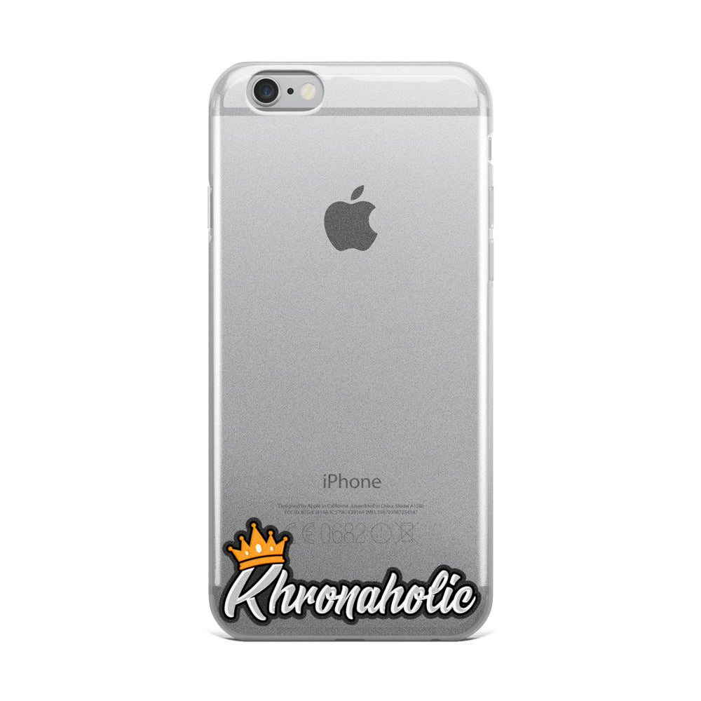 Khronaholic Staple iPhone Case