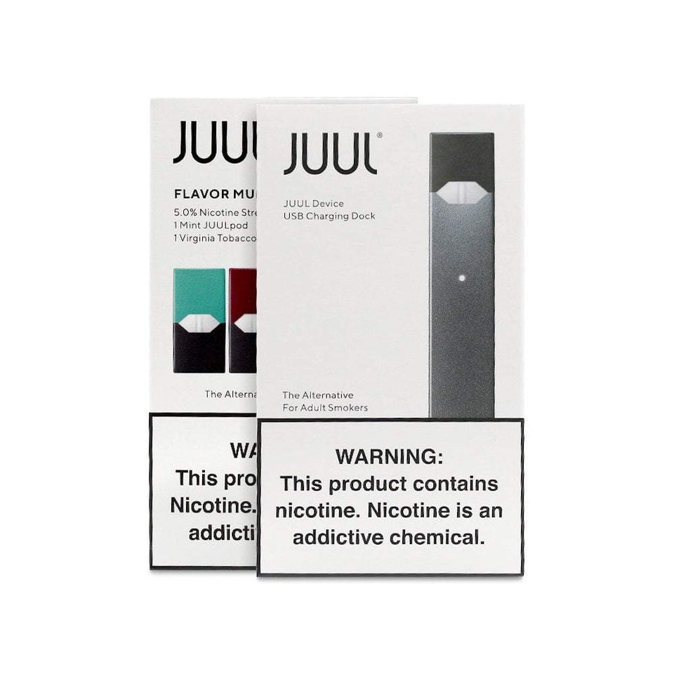 JUUL 2 Pack Starter Kit