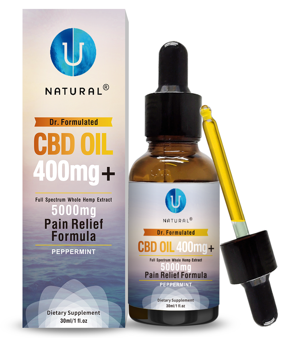 Goldilocks CBD Oil 2Pack