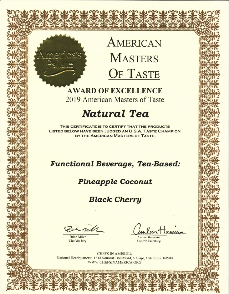 Black Cherry Tea 12Pack