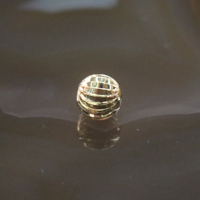 Gold Plated Copper Ball