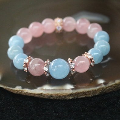 Heaven on Earth III Protective & Good Relationship Feng Shui Bracelet