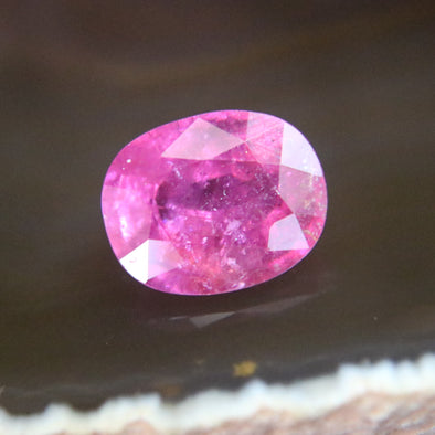 Natural Faceted Rubellite - 5.60 cts L12.3 W9.8 D6.6mm