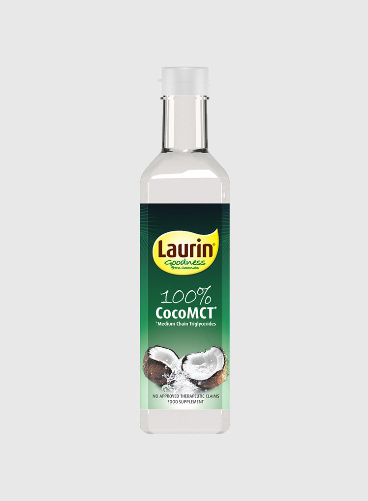 LAURIN 100% COCO MCT OIL 500ML