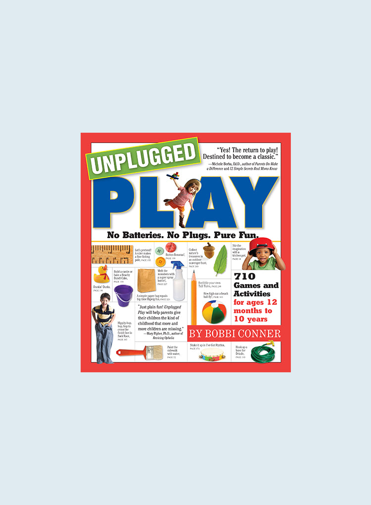 WORKMAN UNPLUGGED PLAY ACTIVITY BOOK