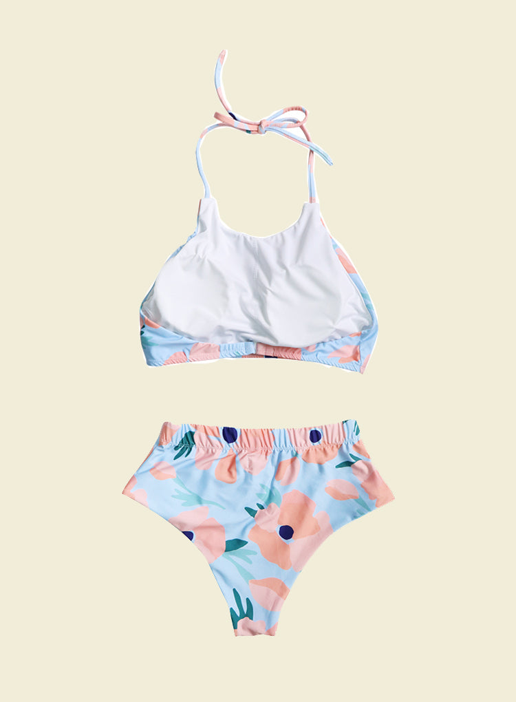 CT x NEON ISLAND ARCTIC TWO PIECE