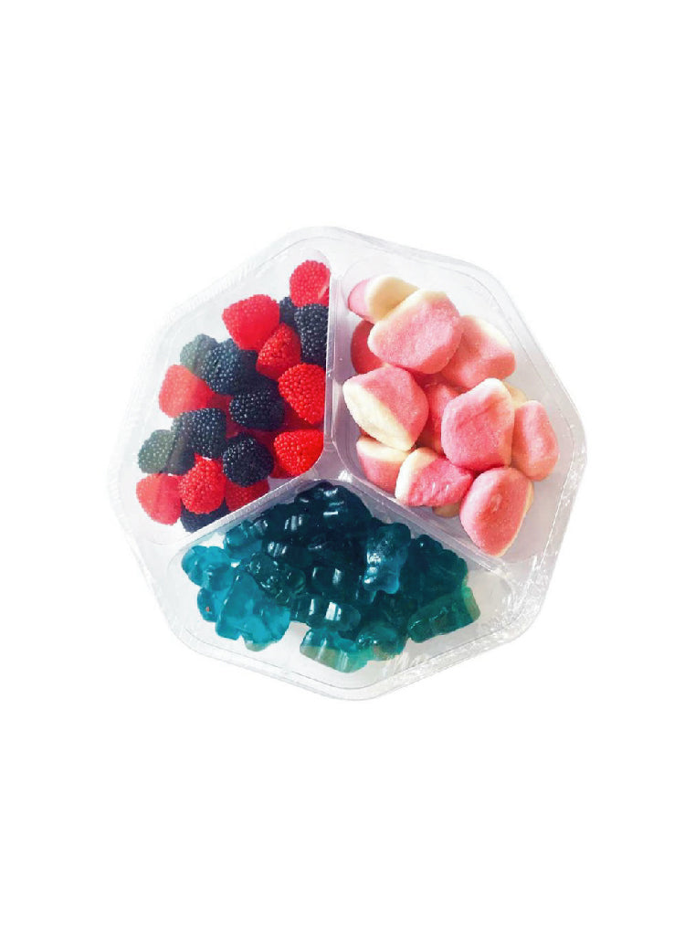 Candy Corner Berry Mix: Candy Trays Collection