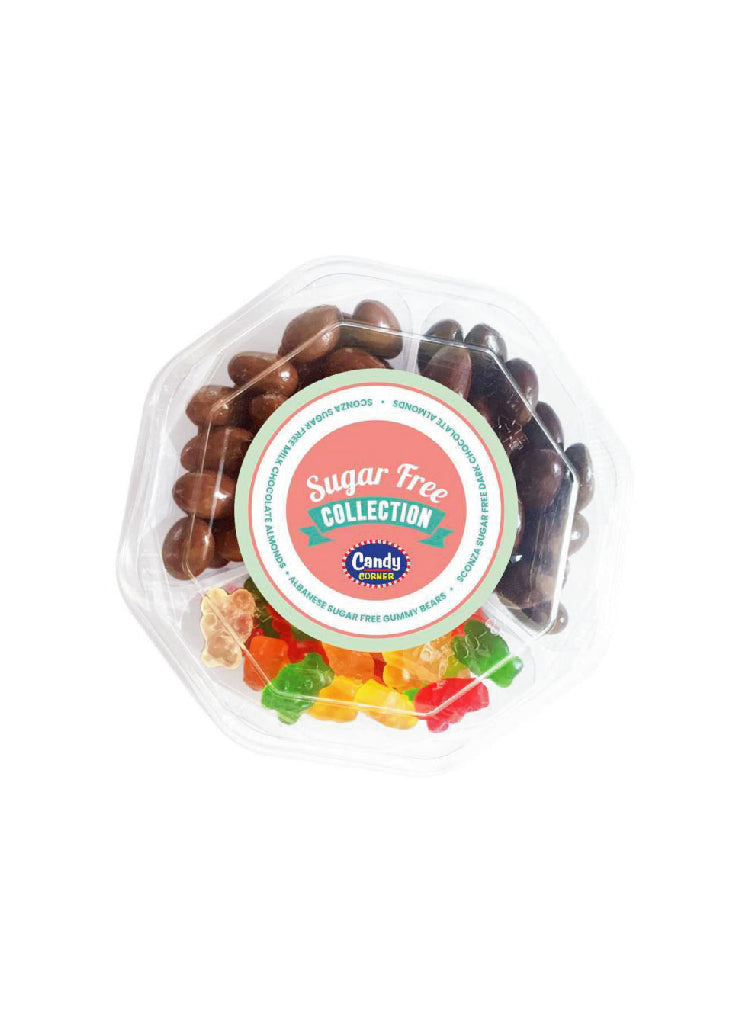 Candy Corner Sugar Free Collection: Candy Trays