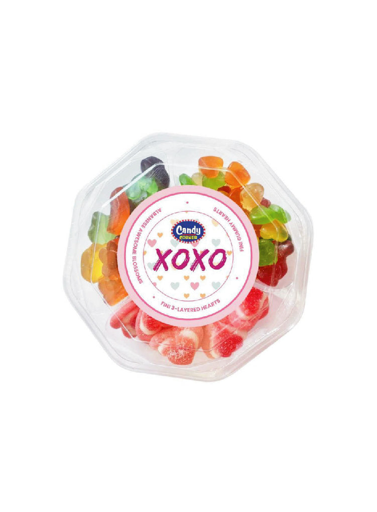 Candy Corner XOXO Love Mix: Candy Trays