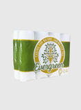 ALL YEAR HOME EVERGREEN BATHROOM TISSUE 2-PLY