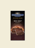 Candy Corner Ghirardelli Intense Dark Chocolate Sea Salt Soiree Bar
