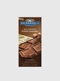 Candy Corner Ghirardelli Milk Chocolate Fudge Caramel
