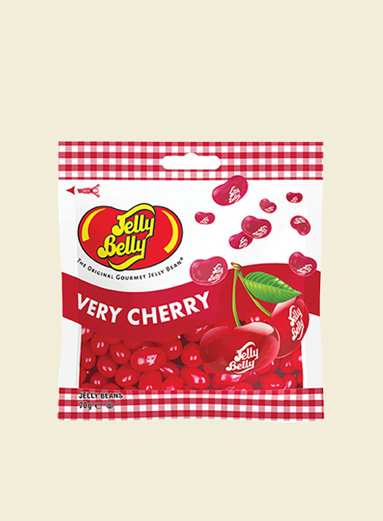 Candy Corner Jelly Belly Very Cherry