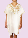 KAREN'S TINDAHAN RESORT DRESS SHORT KAFTAN