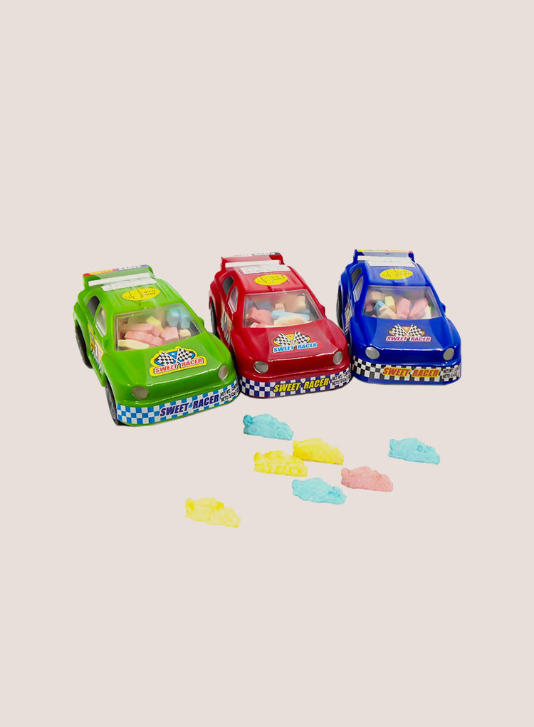 Candy Corner Kidsmania Race Car with Candy