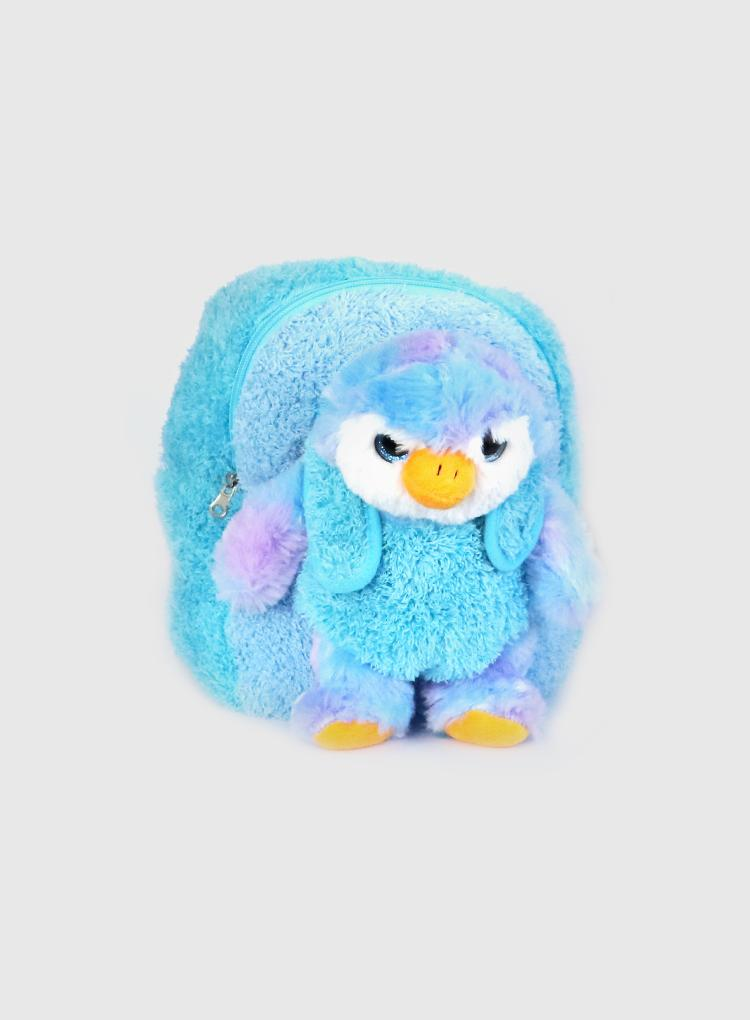 Kreative Kids Penguin Plush Backpack