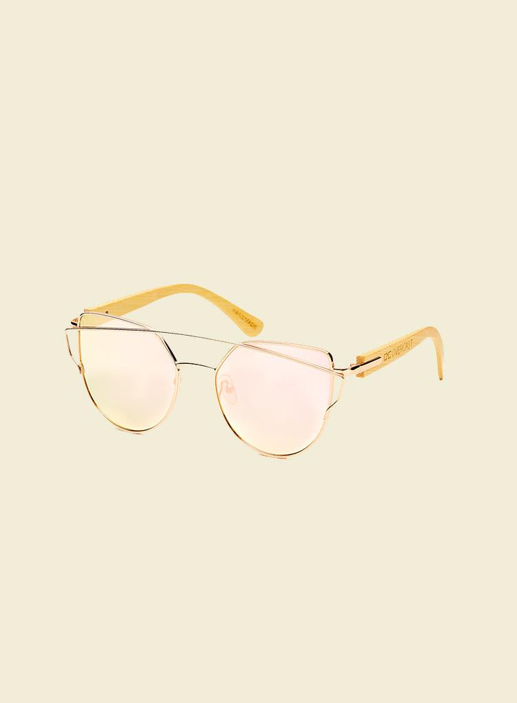 Overcast Specs Dakota Rose Sunglasses
