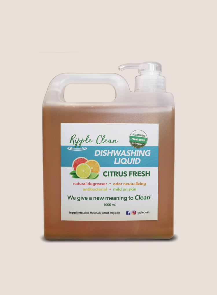 RIPPLE CLEAN DISHWASHING LIQUID