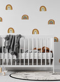 ROOM FOR TOTS BOW-HO CHIC WALL STICKERS