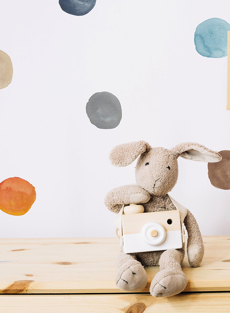 ROOM FOR TOTS PEBBLE PLAY WALL STICKERS