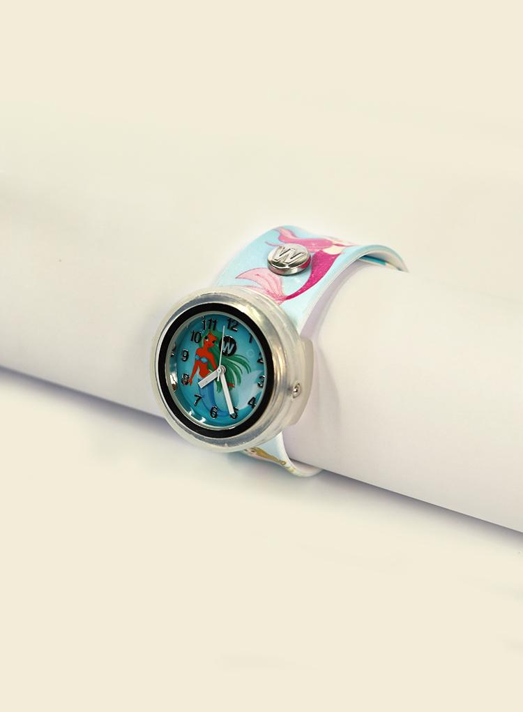 Watchitude Mermaids Party Slap Watch