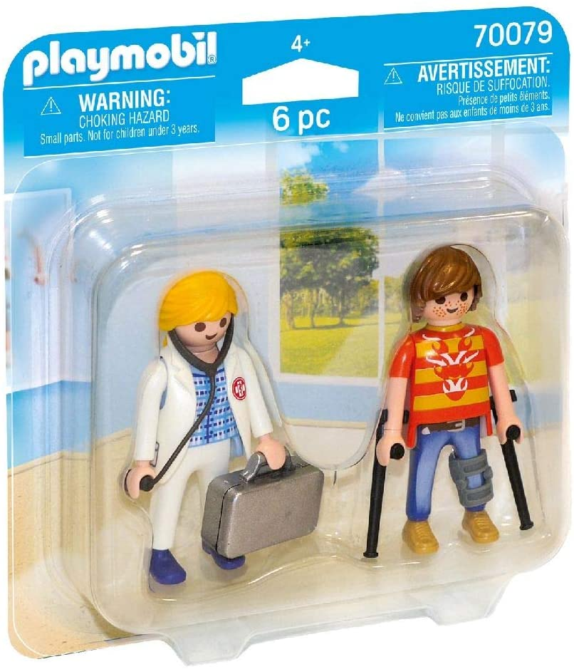 Doctor and Patient Duo Pack