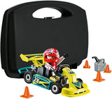 Action Go-Kart Racer Carry Case
