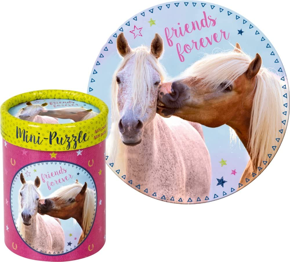 Mini Horse Puzzle - Forever Friends