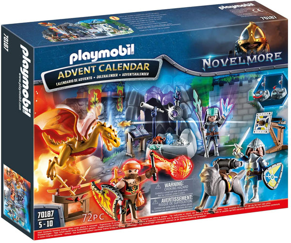 Advent Calendar - Knights of Novelmore