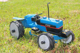 Push along tractor - Ford (blue)