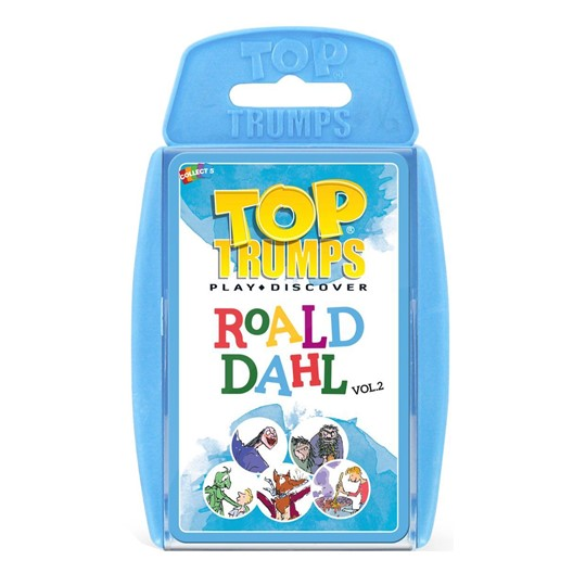 Top Trumps - Roald Dahl Volume 2