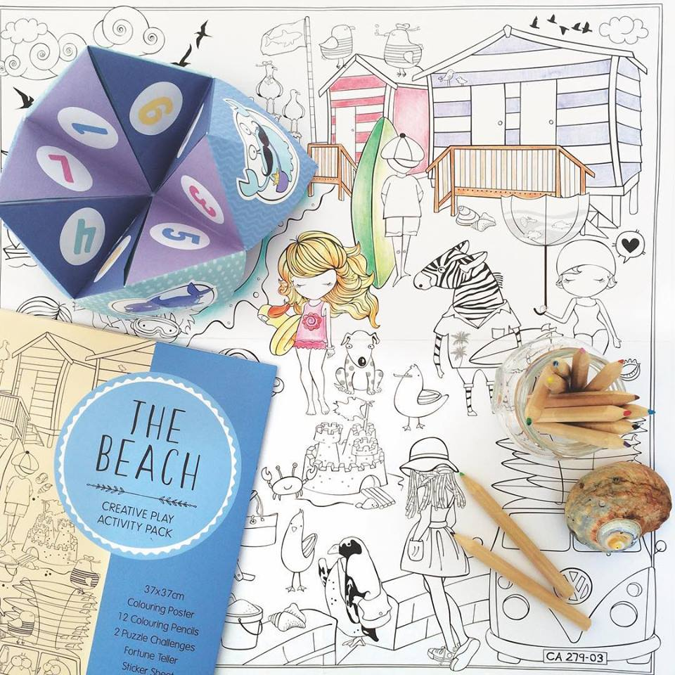 The Colour Jar Activity Packs