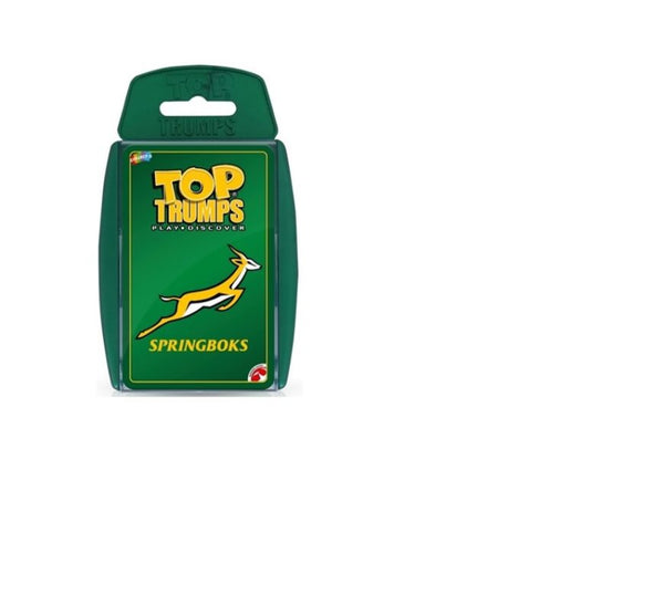 Top Trumps - Springboks