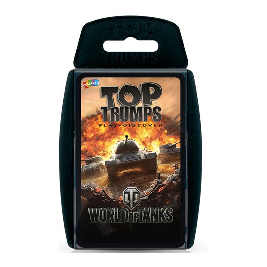 Top Trumps - World of Tanks