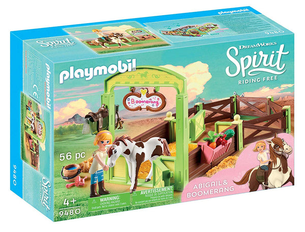 Horse Box - Dreamworks Abigail and Boomerang