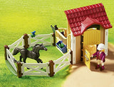 Horse Stable with Araber