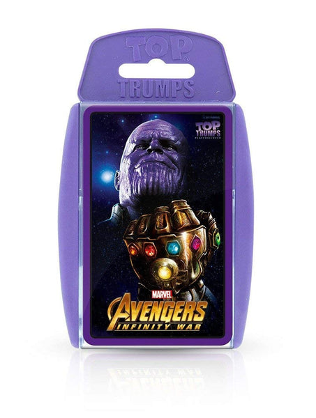 Top Trumps - Avengers Infinity War