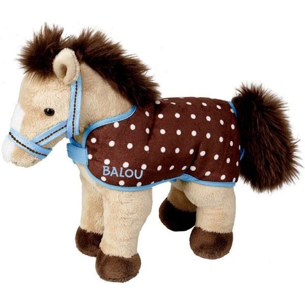Plush Horse Friends - Balou