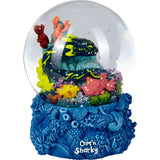 Deep Sea Light Globe