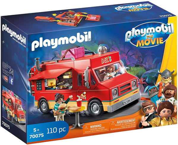 PLAYMOBIL : THE MOVIE - Del's Food Truck
