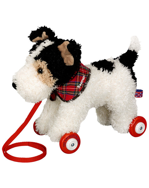 Pull along Fox Terrier