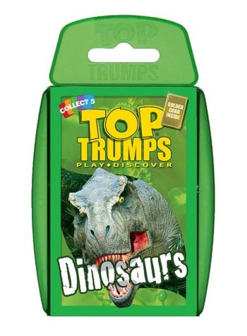 Top Trumps - Dinosaurs