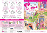 Scribble Down Transfer Activity Pack - Enchanted Castle