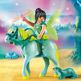 Enchanted Fairy with Horse