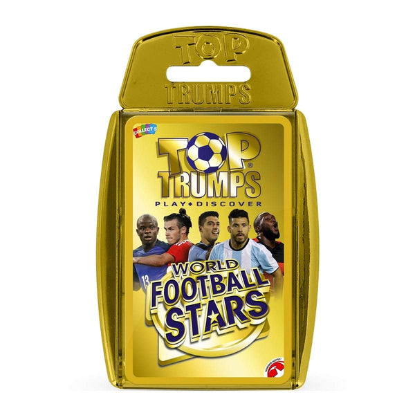 Top Trumps - World Football Stars 2018
