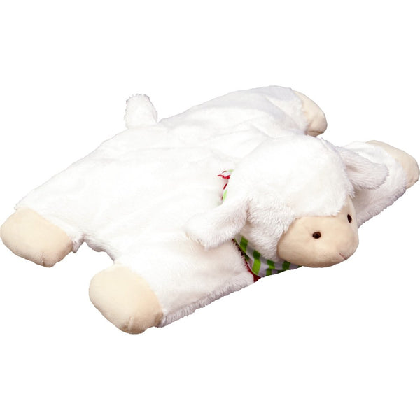 Foldable Lamb Pillow