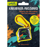 Measuring Tape with Carabiner - Nature Zoom