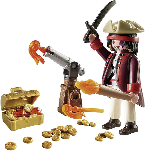 Pirate with Cannon Gift Egg